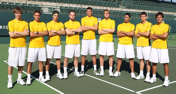 Baylor University Men's Tennis