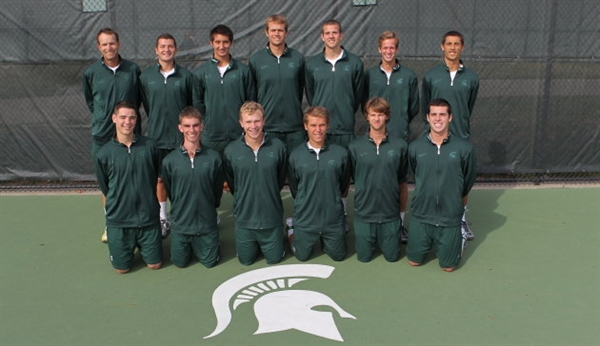 Michigan State University Men's Tennis