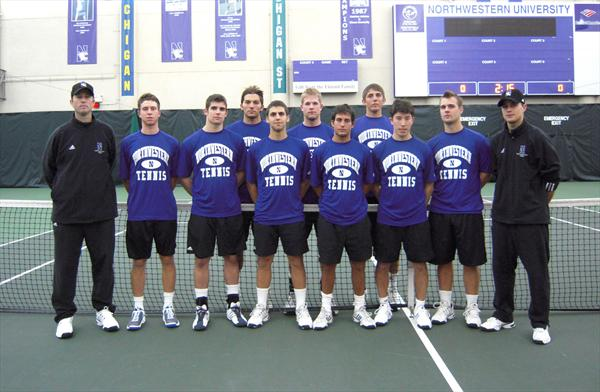 Northwestern University Men's Tennis