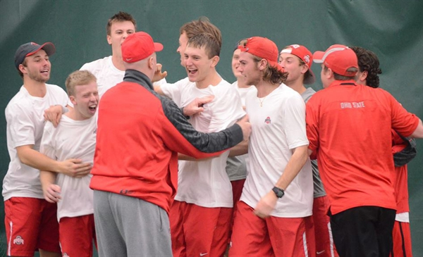 Ohio State University Men's Tennis