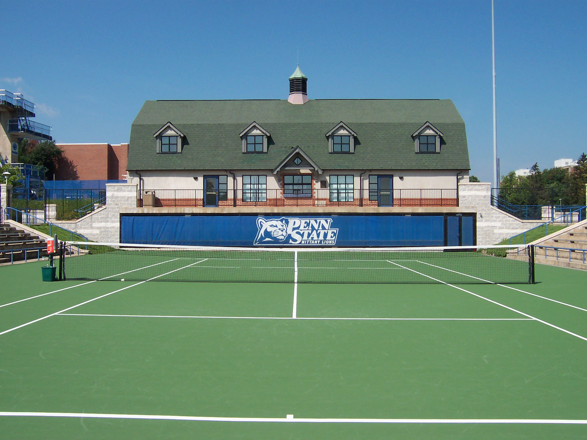 College Tennis Teams Penn State University Team Facilities