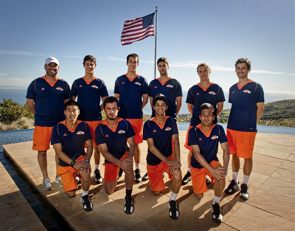 Pepperdine Men's Tennis