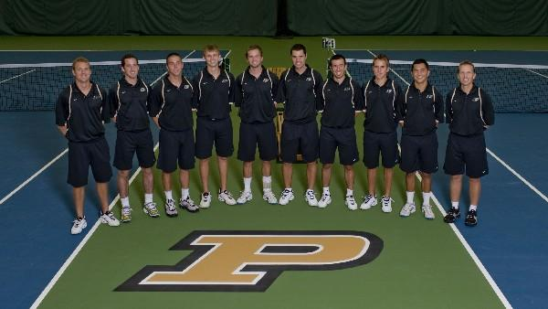Purdue University Men's Tennis