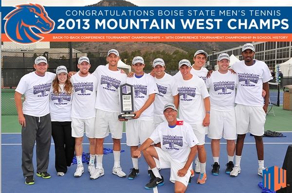 Boise State University Men's Tennis