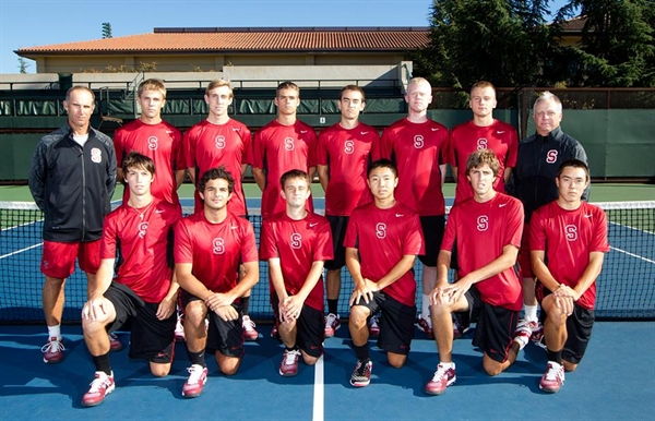 Stanford University Men's Tennis