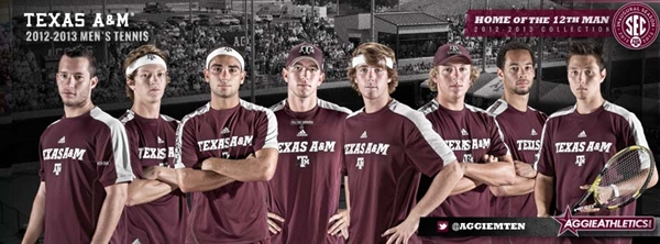 Texas A&M University Men's Tennis