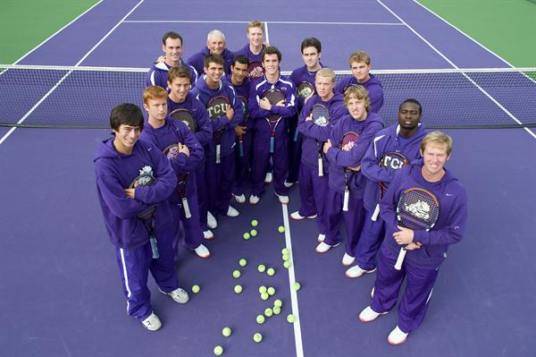 TCU Men's Tennis