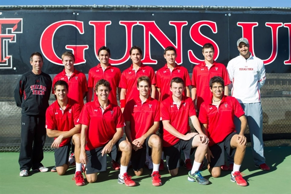 Texas Tech University Men's Tennis
