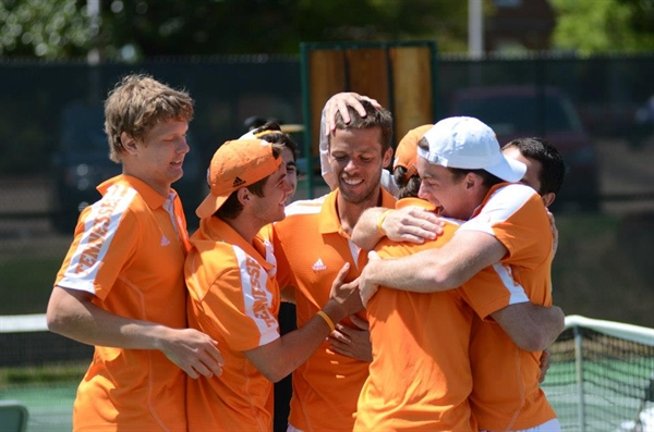 University of Tennessee Men's Tennis