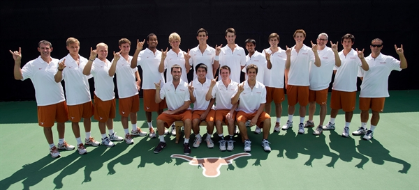 Univ. of Texas at Austin Men's Tennis