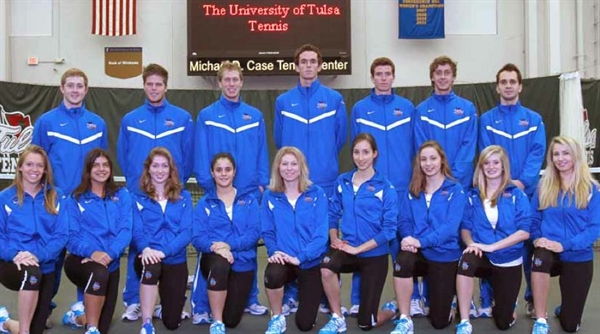 Univ. of Tulsa Men's Tennis
