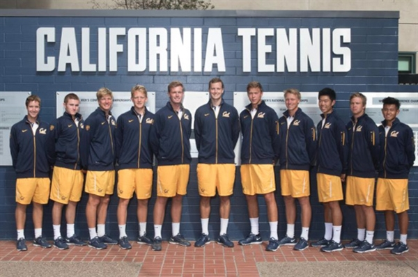 California Men's Tennis