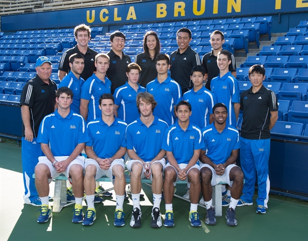 UCLA Men's Tennis
