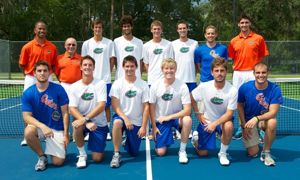 University of Florida Men's Tennis
