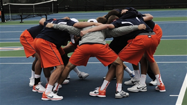 University of Illinois Men's Tennis