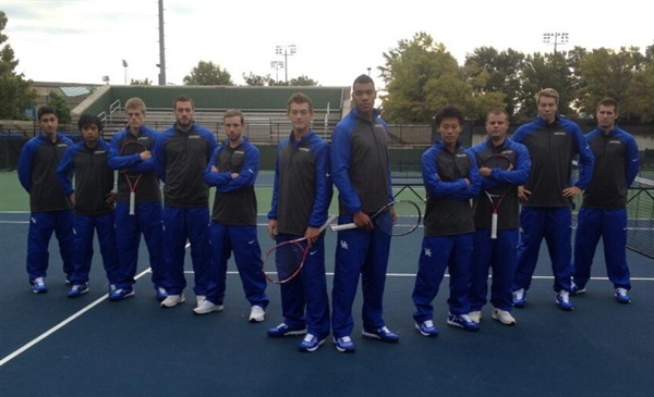 University of Kentucky Men's Tennis