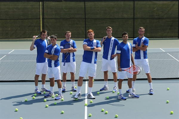 University of Memphis Men's Tennis