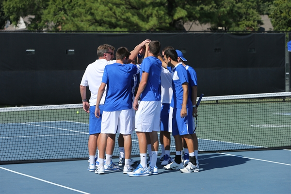 2013-14 Men's Tennis Huddles09042013_JM101.JPG
