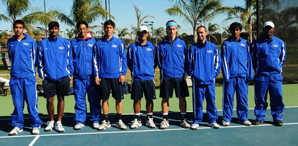 Univ. of New Orleans Men's Tennis