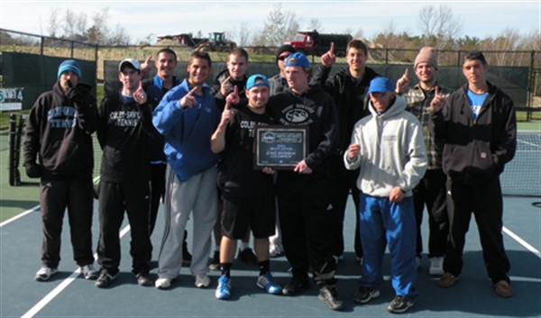 Colby-Sawyer College Men's Tennis