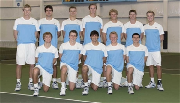 North Carolina Men's Tennis