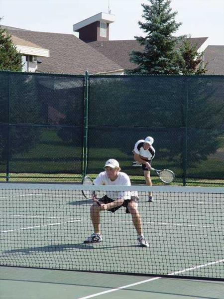 Gustavus Adolphus College Men's Tennis
