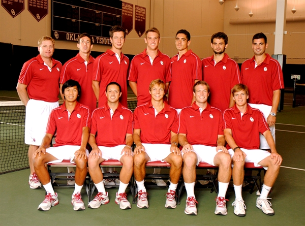 Univ. of Oklahoma Men's Tennis