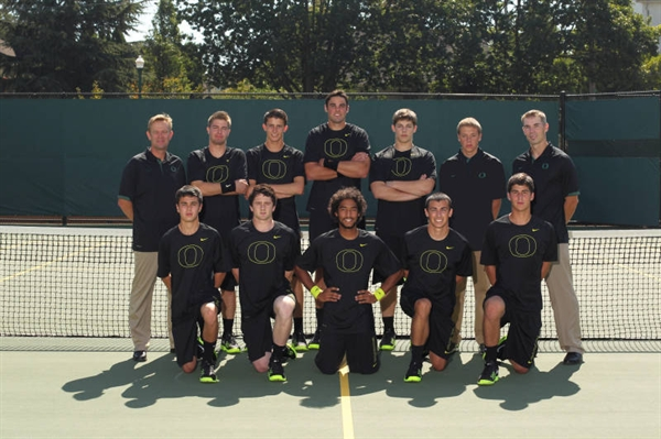University of Oregon Men's Tennis