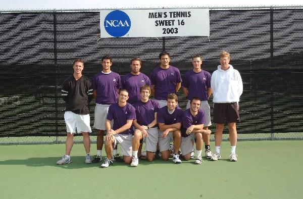 Kenyon College Men's Tennis