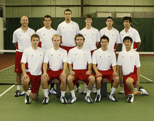 Univ. of Pennsylvania Men's Tennis