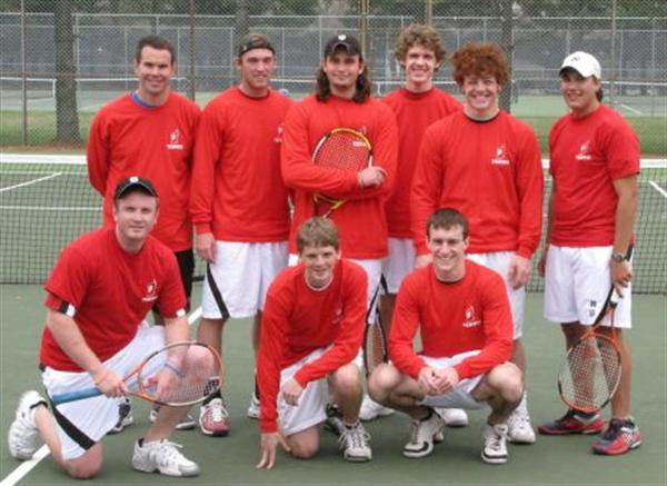 North Central College Men's Tennis