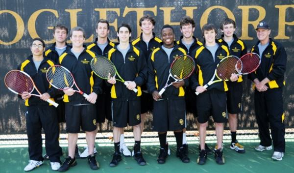 Oglethorpe University Men's Tennis