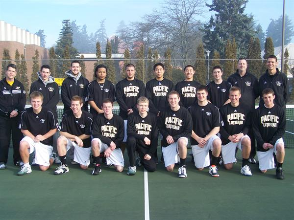 Pacific Lutheran University Men's Tennis