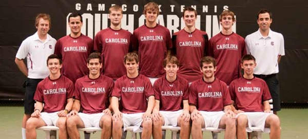 University of South Carolina Men's Tennis