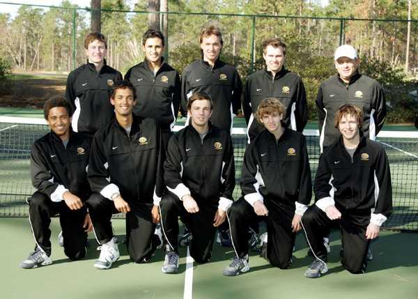 Univ. of Southern Mississippi Men's Tennis