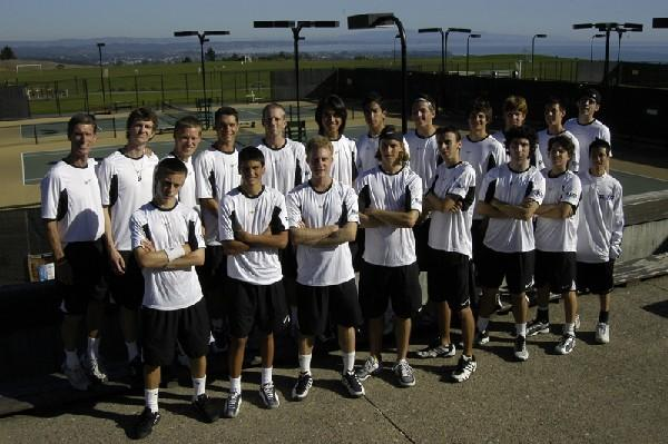 UC Santa Cruz Men's Tennis
