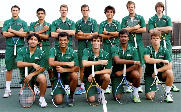 University of Texas-Pan American Men's Tennis