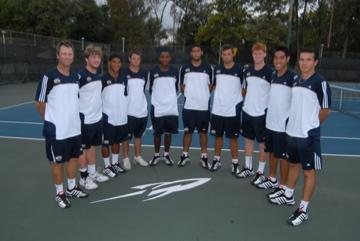 Univ. of Toledo Men's Tennis