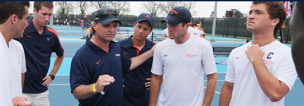 University of Virginia Men's Tennis