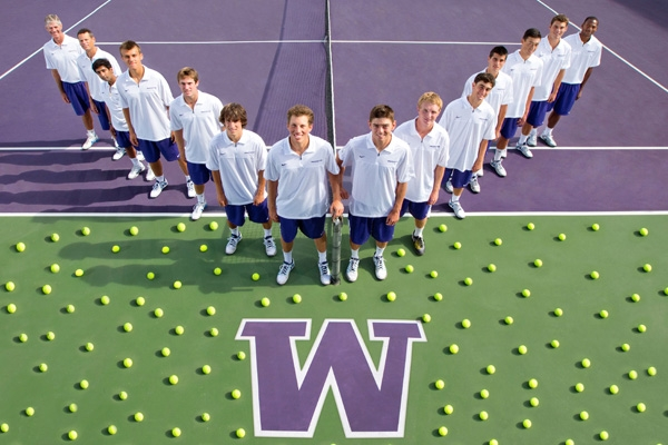 University of Washington Men's Tennis