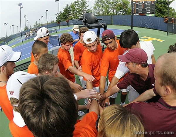 Virginia Tech Men's Tennis