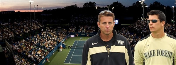 Wake Forest University Men's Tennis