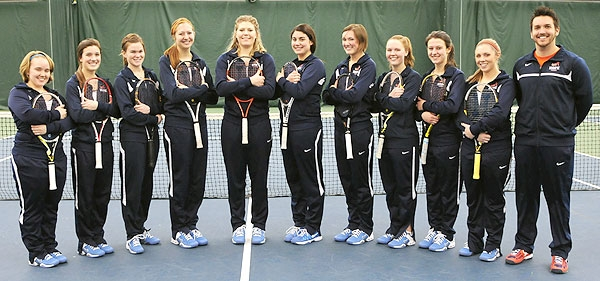 Hope College Women's Tennis