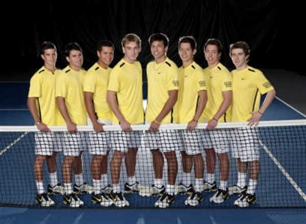 Wichita State University Men's Tennis