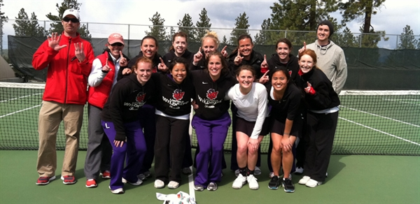 Linfield College Women's Tennis