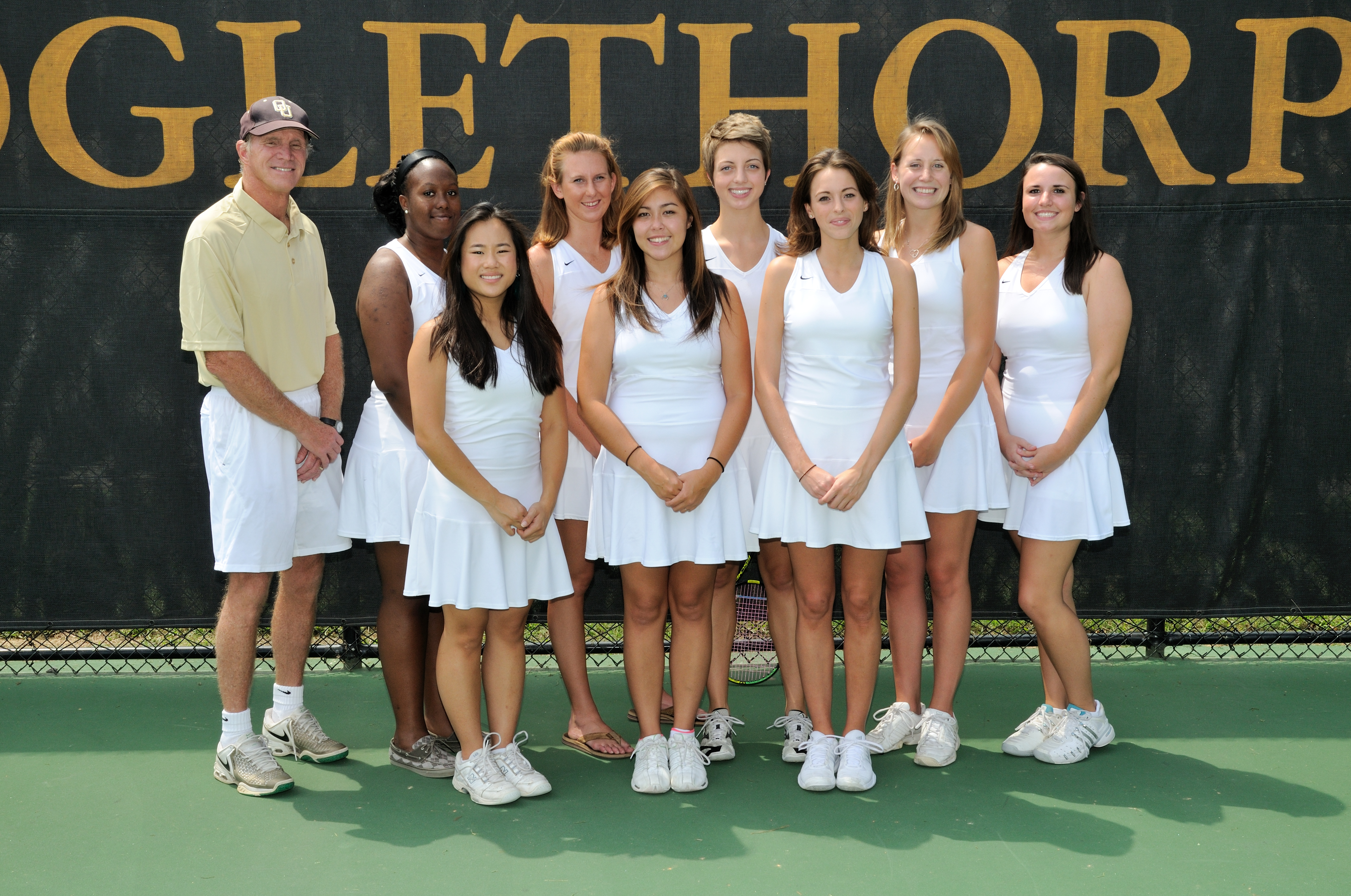 Latvian Women Tennis Team 71