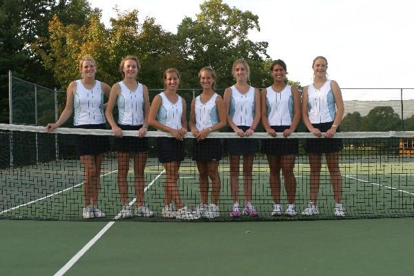 Univ. of the South Women's Tennis