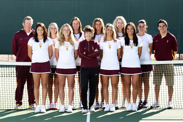 Arizona State University Women's Tennis