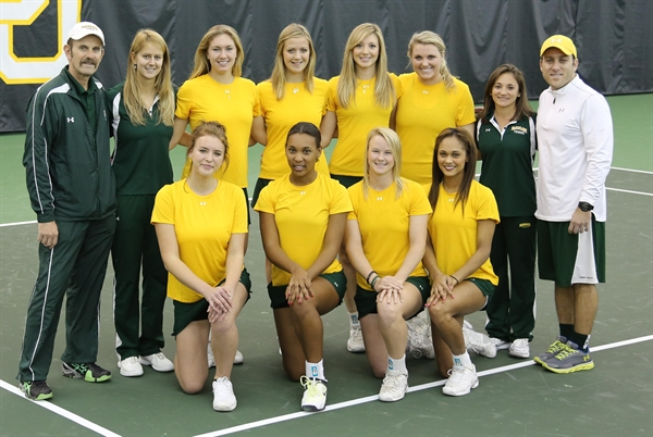 Baylor University Women's Tennis
