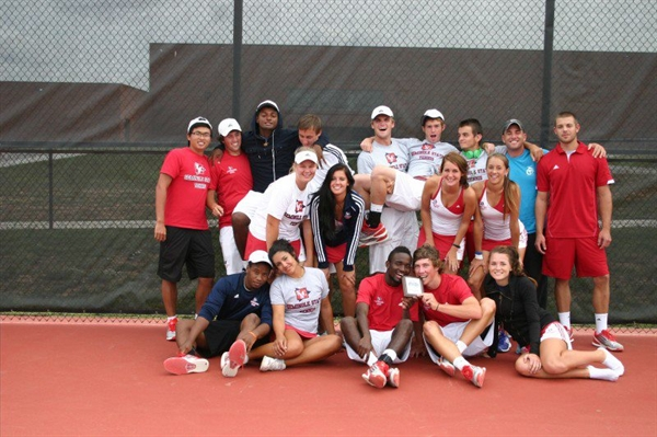 Seminole State College (Oklahoma) Men's Tennis